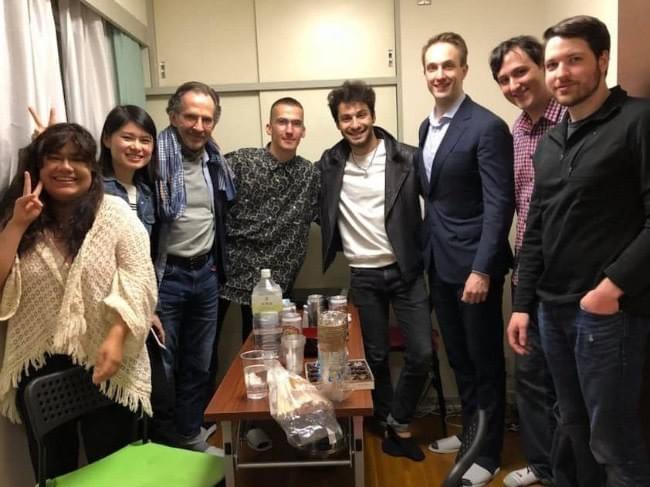 Travel solo: making friends in Tokyo
