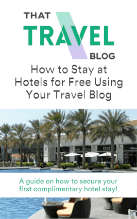 How to Stay at Hotels for Free Using Your Travel Blog