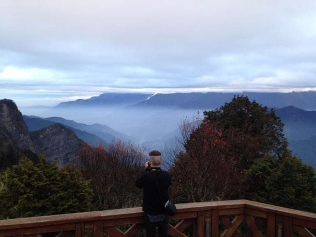 Cloud Sea: Things to Do in Alishan