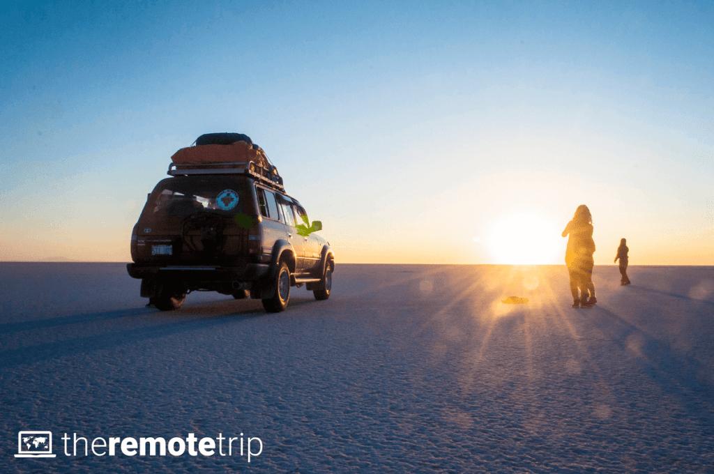 Digital Nomad Interviews: The Remote Trip