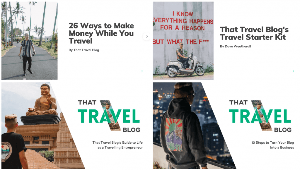 That Travel Blog Guides