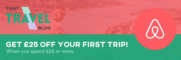 Airbnb - Get £25 off your first trip