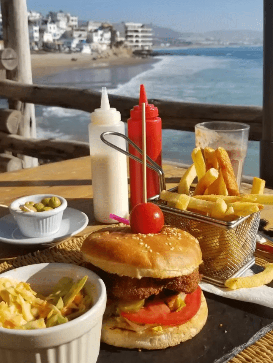 What and where to eat in Taghazout