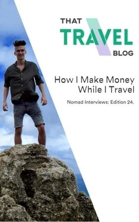 How I Make Money While I Travel