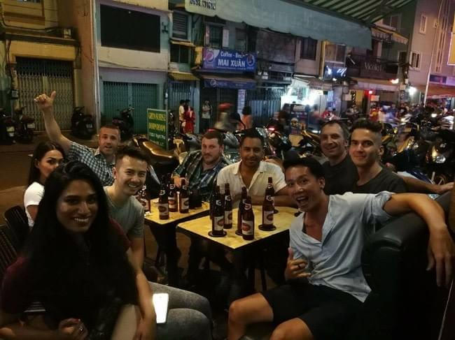 Travel solo: making friends in Vietnam