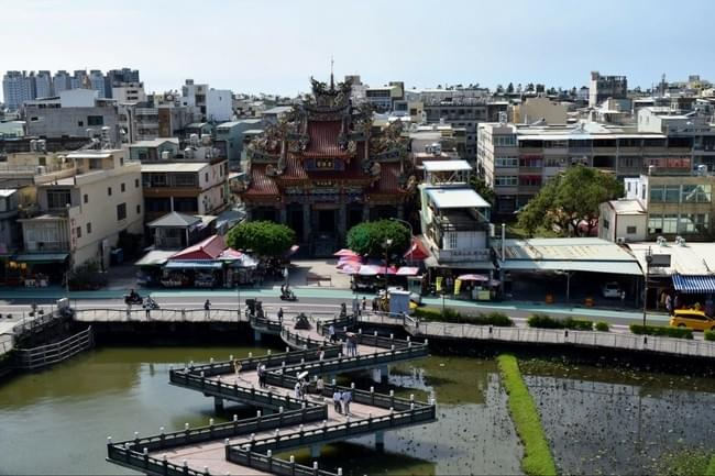 Taiwan Itinerary: Lotus Pond, Kaohsiung